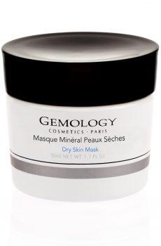 cosmétiques -gemology-MASQUE MINERAL PEAUX SECHES