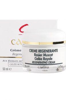 creme-regenerante-gelee-royale-et-rosier-muscat-50-ml - Carlina